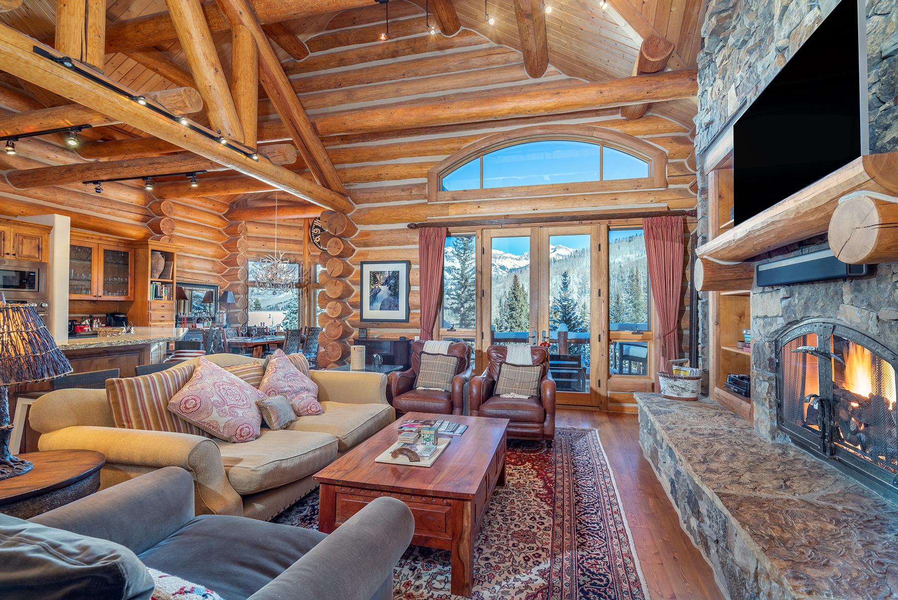 225 Ridgeline Dr. - Tristant Mountain Village CO