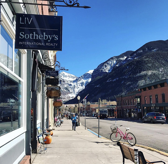 LIV Sotheby's Telluride, CO