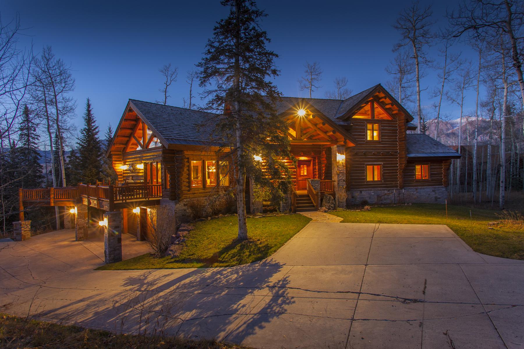 100 Stevens Dr, Mountain Village, CO ski home for sale