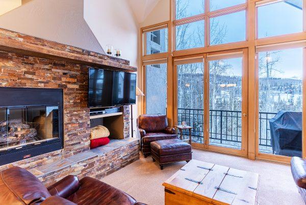 115 Aspen Ridge Drive 7 Mountain Village CO Townhome