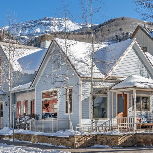 573 W Pacific Ave, Telluride, CO real estate for sale