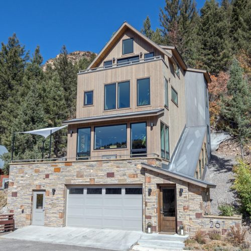 267 N Sunset Ridge Drive, Telluride CO